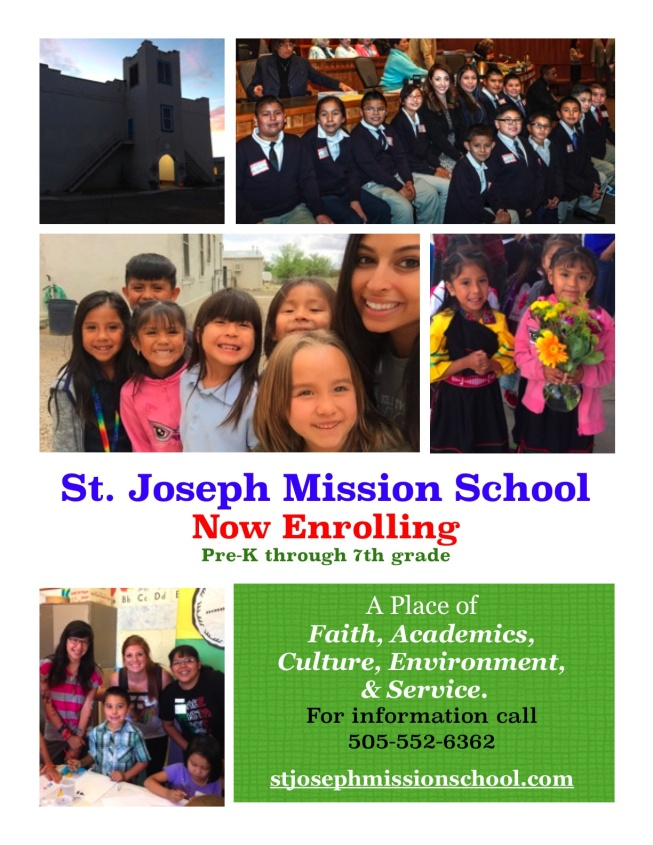 St. Joseph School Announcement 7_15