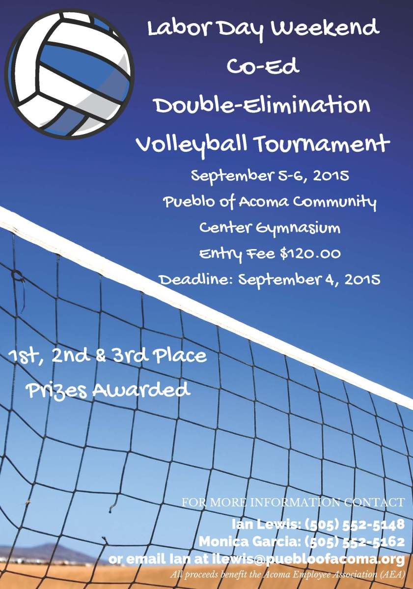 Modified Volleyball Tournament