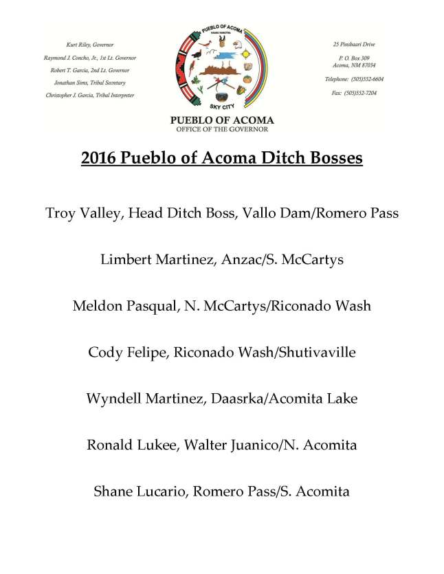 2016 Pueblo of Acoma Ditch Bosses.jpg