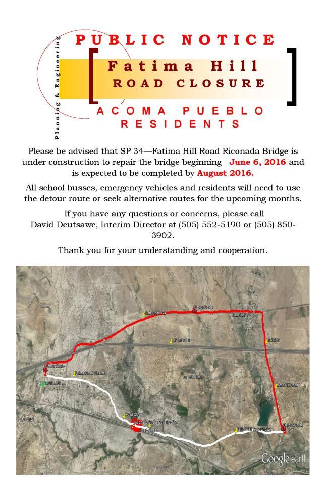 Fatima Hill Road Closure-page-001