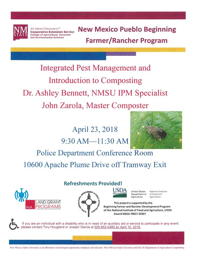 NM Pueblo Pest
