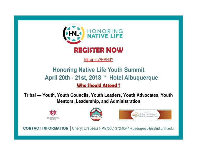 2018 Youth Summit Registration 032618 HNL (3)