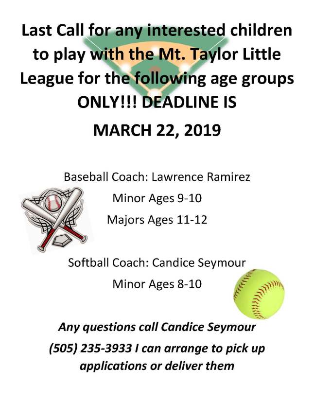 Last call for MTLL