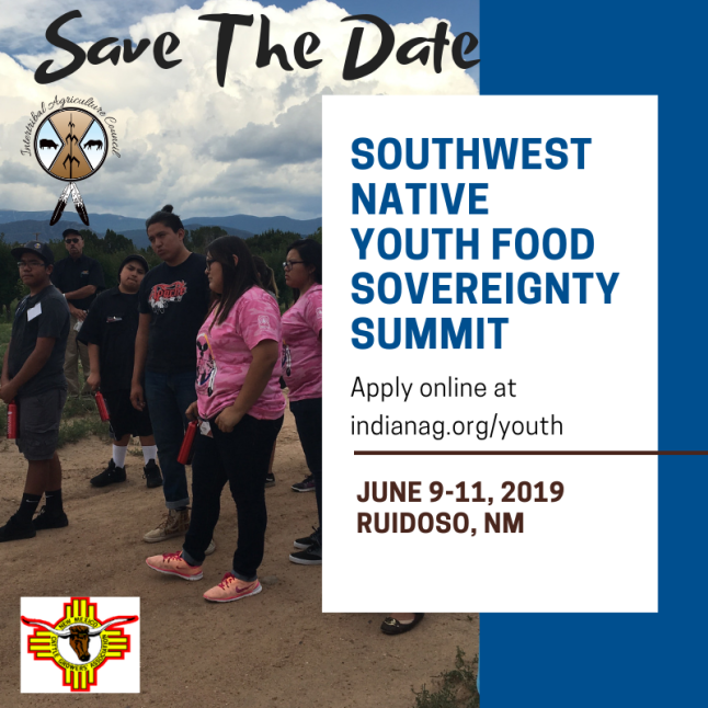 2019 SW Youth Summit Save The Date