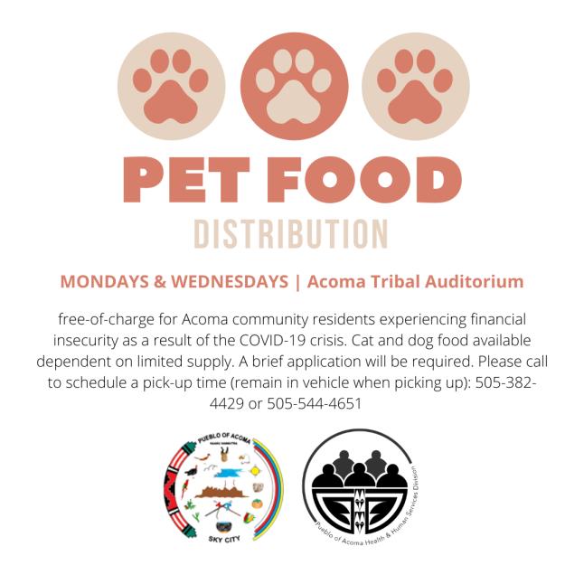 Pet Food Distribution