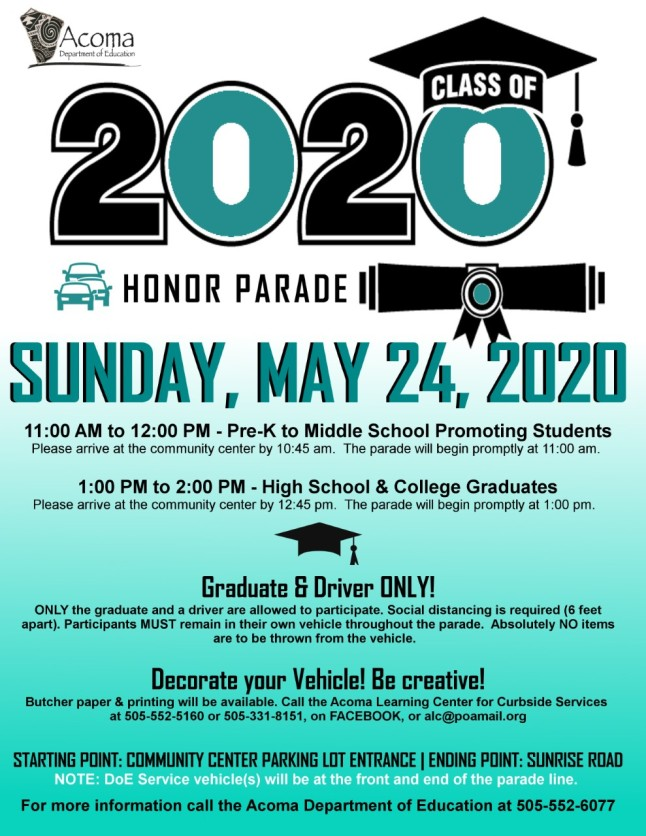 Updated Parade Flyer 2