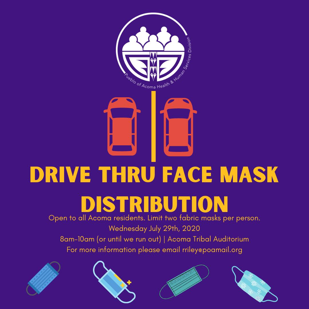 Face Mask Distributioin(1)
